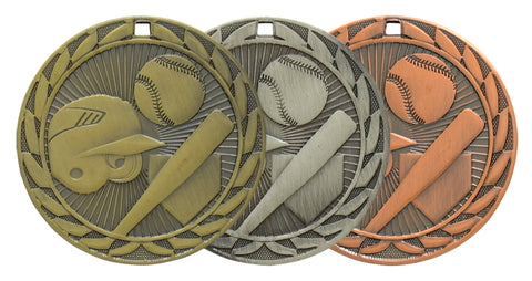 Baseball - Iron Medal