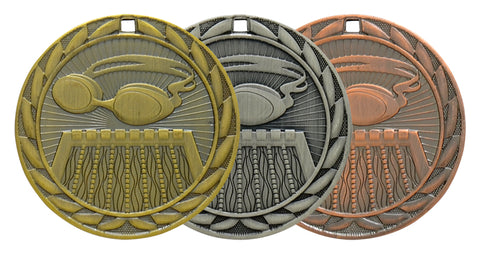 Swimming - Iron Medal