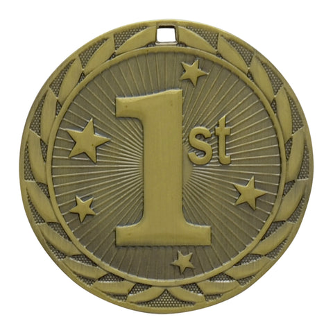 Placement - Iron Medal