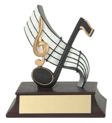 """Music"" Academic Trophy"