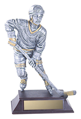 """Vintage Player 2"" Men's Hockey Trophy"