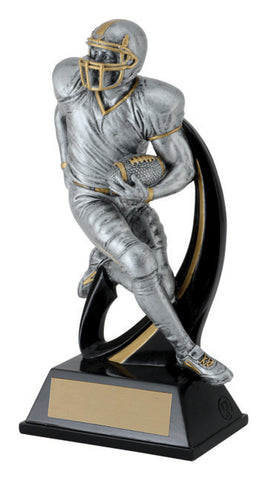 """Wave Football"" Men's Football Trophy"
