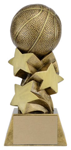 """Blizzard"" Basketball Trophy"