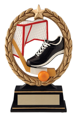 """Ball Hockey"" Distinctive Trophy"