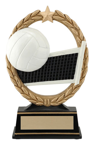 """Volleyball"" Distinctive Trophy"