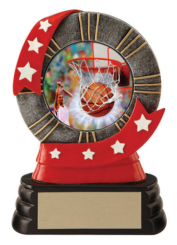 """All Star"" Insert Holder Trophy"
