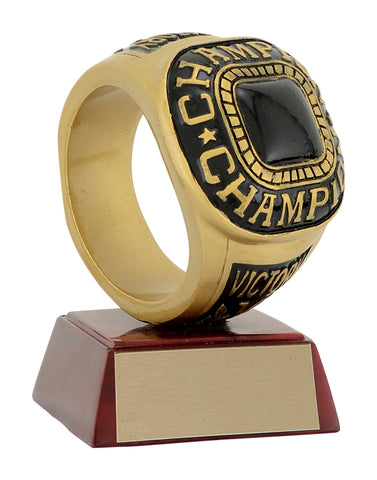 """Championship Ring"" Distinctive Trophy"