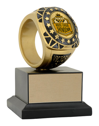 """Victory Ring"" Distinctive Trophy"