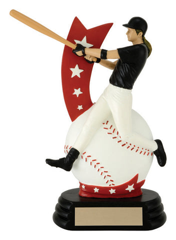 """All-Star Player"" Baseball Trophy"