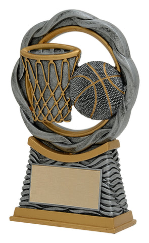 """Fusion"" Basketball Trophy"