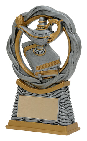 """Fusion Knowledge"" Academic Trophy"