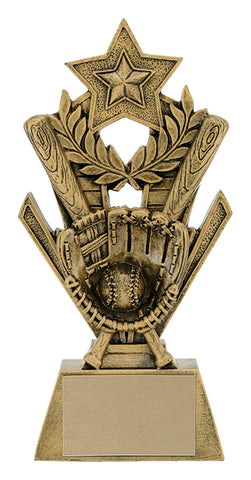 """Nexus"" Baseball Trophy"