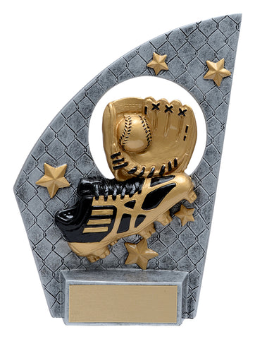 """Stadium"" Baseball Trophy"