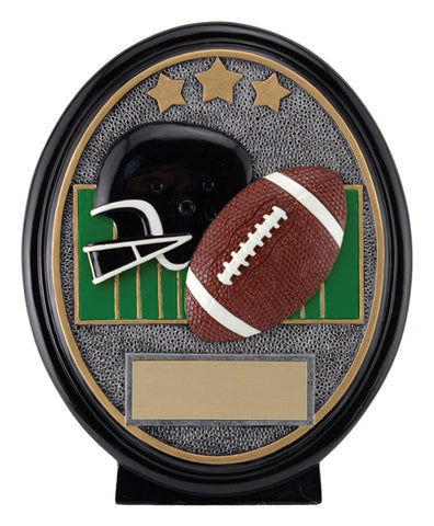 """Three Star"" Fottball Trophy"