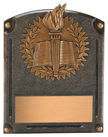 """Legends Knowledge"" Academic Plaque"