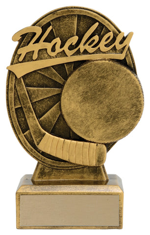 """Signature"" Hockey Trophy"