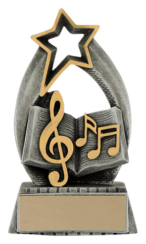 """Starlight Music"" Academic Trophy"