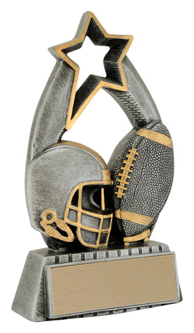 """Starlight"" Football Trophy"