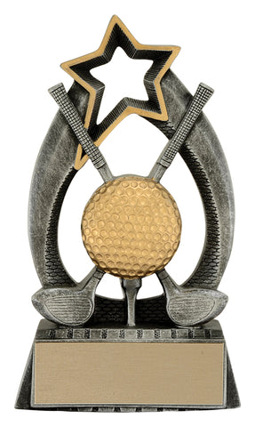 """Starlight"" Golf Trophy"