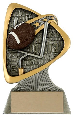 """Avenger"" Football Trophy"