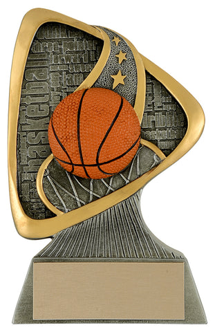 """Avenger"" Basketball Trophy"