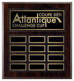 """Grooved"" Laminate Annual Plaque - Small Plates"