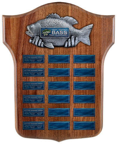 """Fish Annual"" Distinctive Trophy"