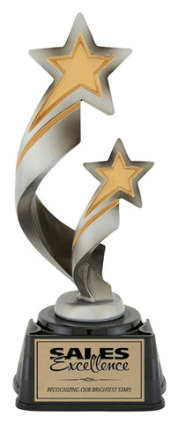 """Ascension Star"" Distinctive Trophy"