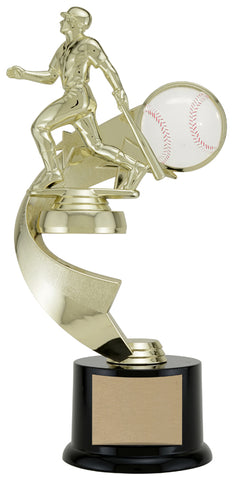 """Baseball"" Figure Ribbon Star Series"