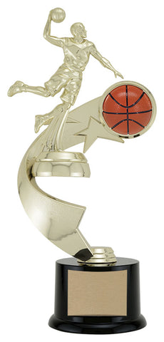 """Basketball"" Riser Ribbon Star Series"