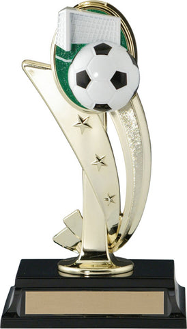 """3D Sport Soccer"" Figure Achievement Award"