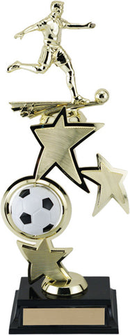 """Spinning Sport Soccer"" Riser Achievement Award"