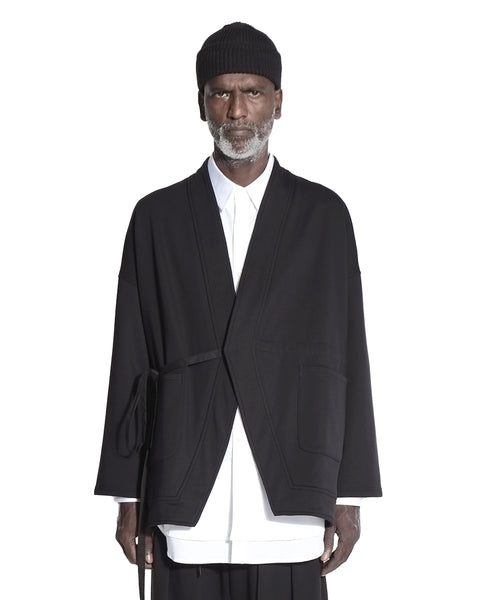 KAI WRAPAROUND OUTER BLACK