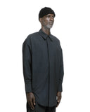 HUNCH LONG SHIRT GREY