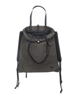 TOTE BAG ARMY GREEN