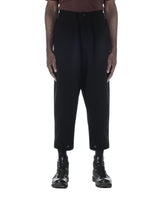 SHIFTED PANT BLACK