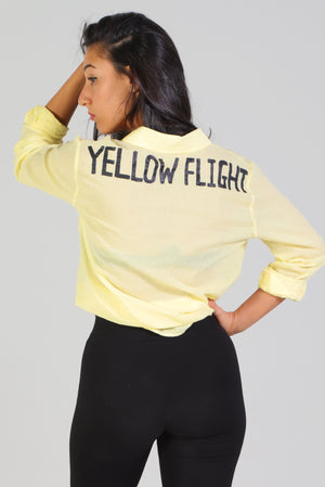 Load image into Gallery viewer, Yellow flight- Shirt