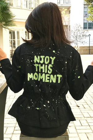 Njoy this moment- Jacket