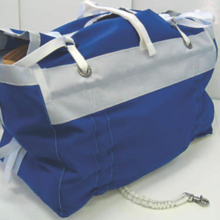 Sail bags of all styles and sizes for spinnakers, mains, headsails