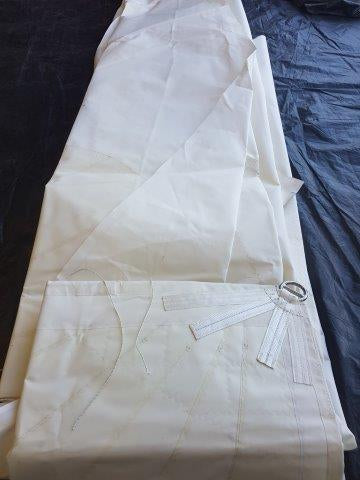 Mainsail #GSE-022 (unfinished) AUCTION ITEM