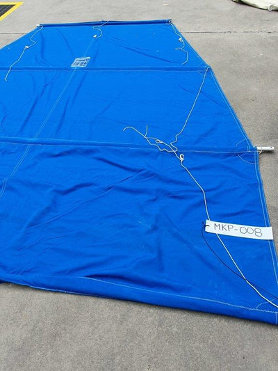 Canvas Sun Awning (Used) 3.75mtrs #MKP-008
