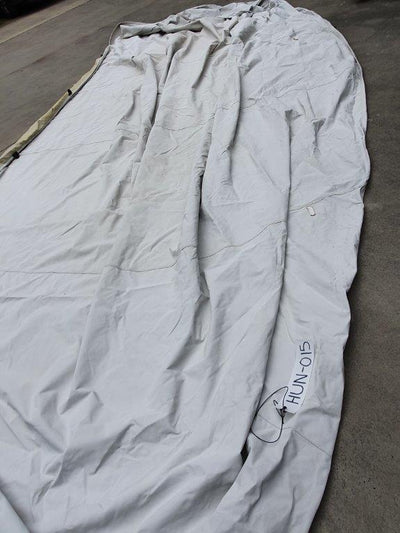 Canvas Rib Cover for a Brig (Used) 7.5mtrs #HUN-015