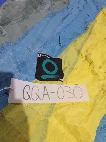 Asymmetrical Spinnaker (with Snuffer/Sock) #QQA-030
