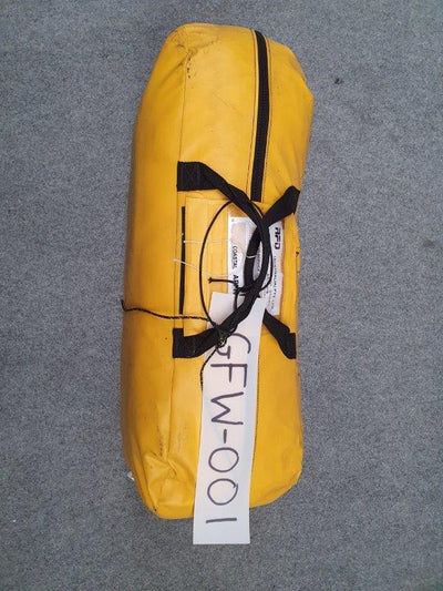 8 Passenger Life Raft Valise (Used) #GFW-001 Out of service
