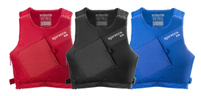 Spinlock Wing Side Zip PFD