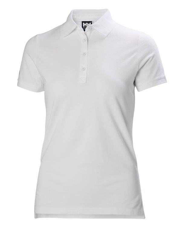 HELLY HANSEN Womens Crew Pique Polo