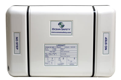 Ocean ISO 8 Man - Container #SRAF0125
