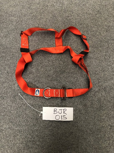Safety Harness with non-opening buckle x 5 #BJR-015