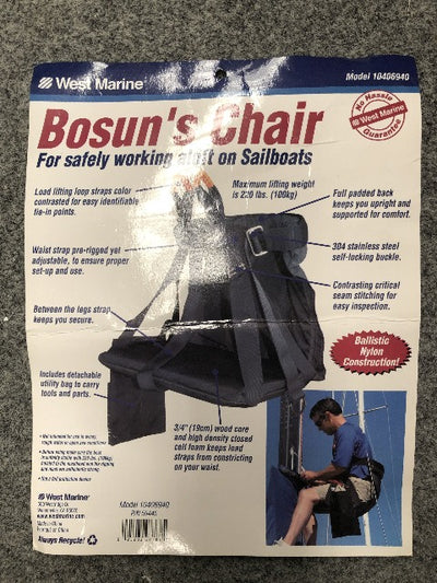 West Marine - Premium Bosun's Chair #CRA-126