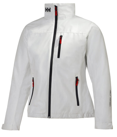 W Crew Midlayer Jacket White